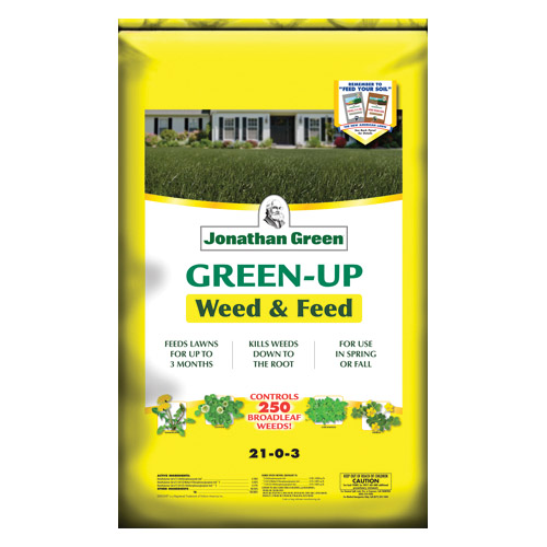 Picture of Jonathan Green 12346 Green-Up Lawn Food, Solid, 15 lb Package, Bag
