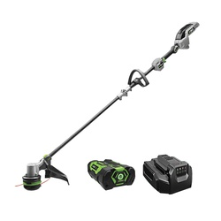 Picture of EGO ST1521S Cordless String Trimmer with Battery, 2.5 Ah, 56 V Battery, Lithium-Ion Battery, 0.095 in Dia Line
