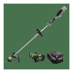 Picture of EGO ST1502SF Cordless String Trimmer with Battery, 2.5 Ah, 56 V Battery, Lithium-Ion Battery, 0.095 in Dia Line