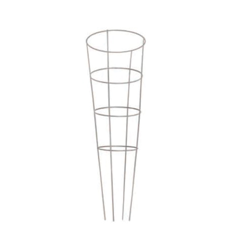 Picture of Glamos Wire G57 741854 Professional-Duty Plant Support, 18 in W, 54 in H, Steel, Galvanized