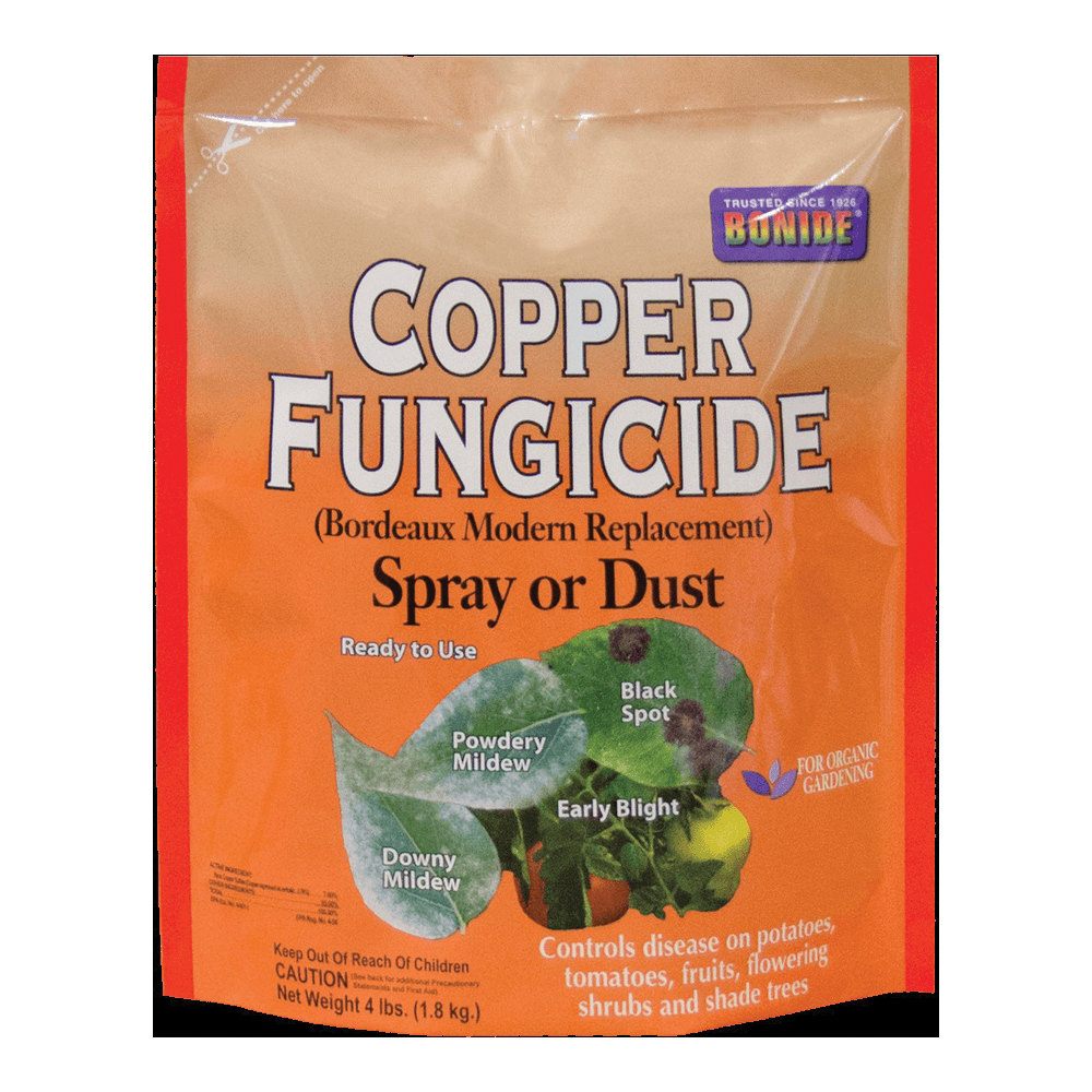 Picture of Bonide B70 772 Ready-To-Use Copper Fungicide, Solid, Green, 4 lb Package, Container