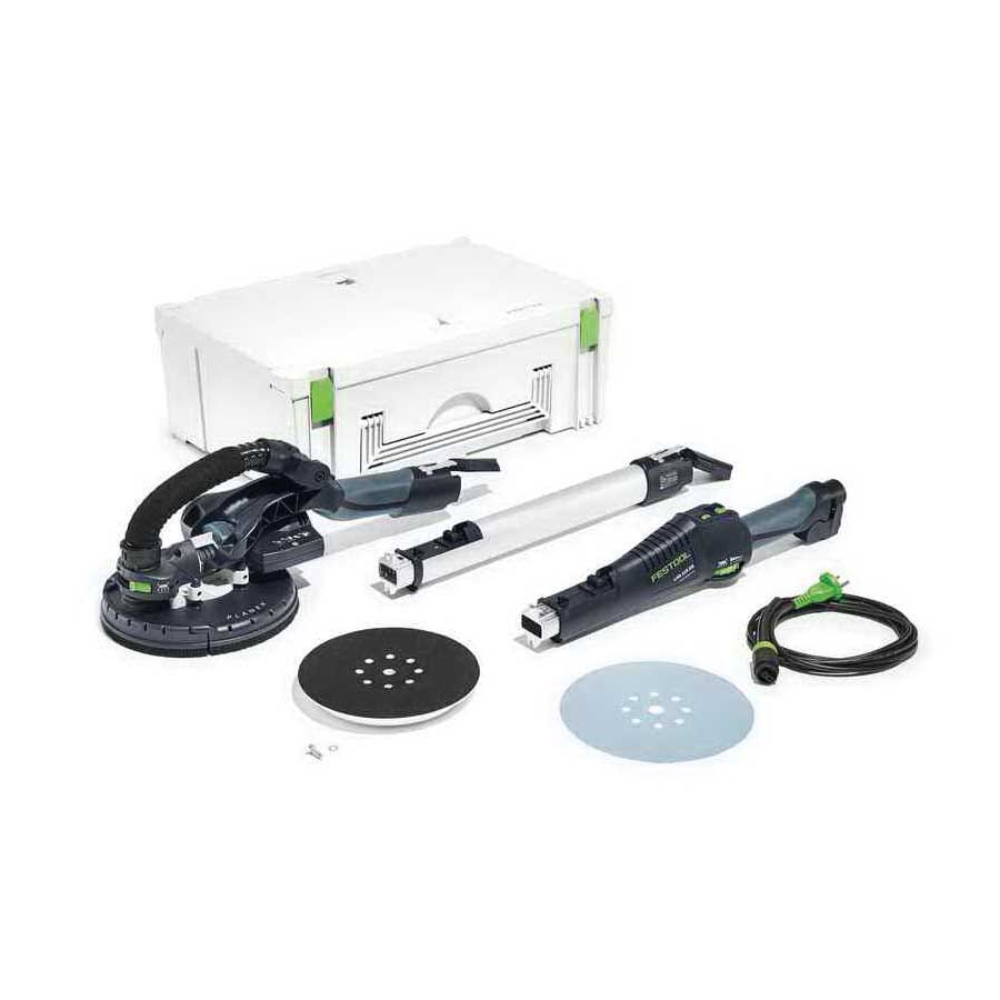 Picture of Festool LHS 225 Planex Drywall Sander, 215 mm Pad/Disc, 920 rpm No Load