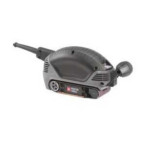 Picture of PORTER-CABLE 371K Compact Belt Sander, 120 V, 5 A, 14 in L x 2-1/2 in W Belt