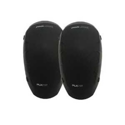 Picture of PROLOCK 93178 Hard Cap Knee Pad, One-Size, Polymer Cap, Foam/Gel Pad, Twist-to-Lock Closure