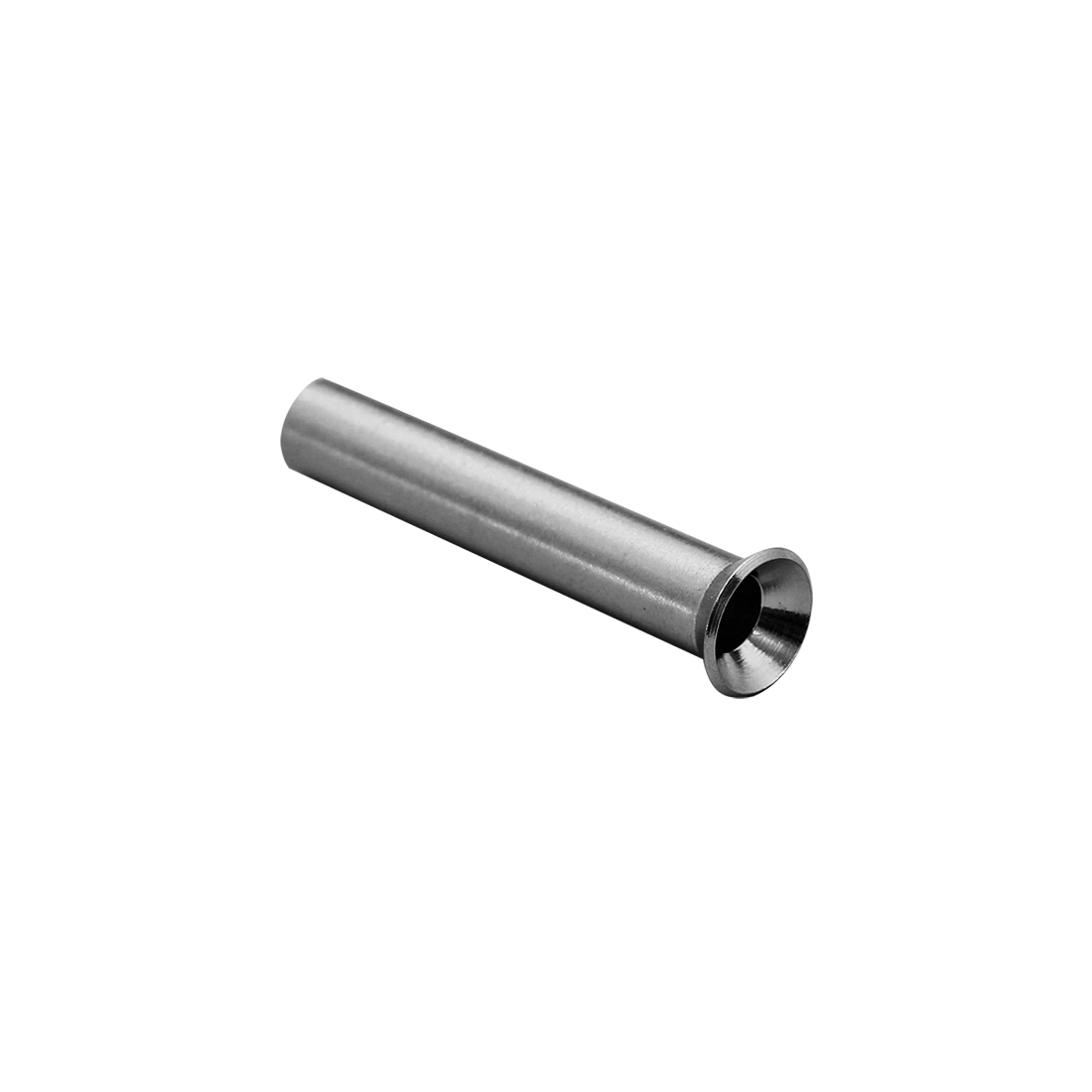 Picture of ATLANTIS RAILEASY C0915-0438 Railing Cable Sleeve, Stainless Steel, 10, Pack