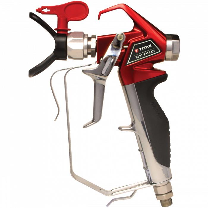 Picture of Titan RX-PRO 0538020 Airless Spray Gun, TR1 Tip