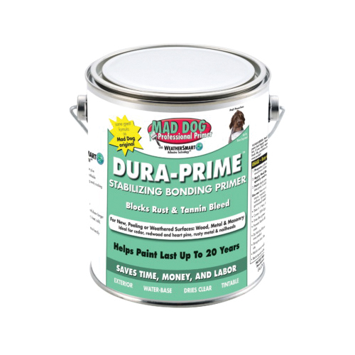 Picture of MAD DOG Dura-Prime MDPDP025 Stabilizing Bonding Primer, 1 qt, Tint