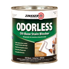 Picture of ZINSSER 03954 Stain Blocker, White, 1 qt