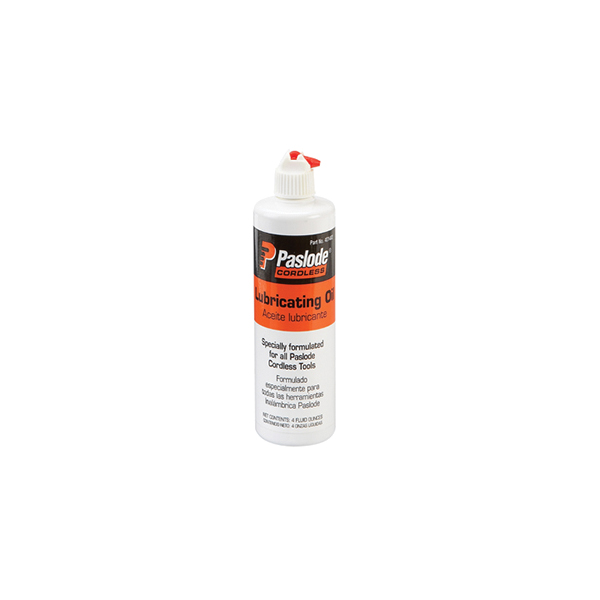 Picture of Paslode 401482 Cordless Nailer Lubrication Oil, 4 oz Package, Bottle