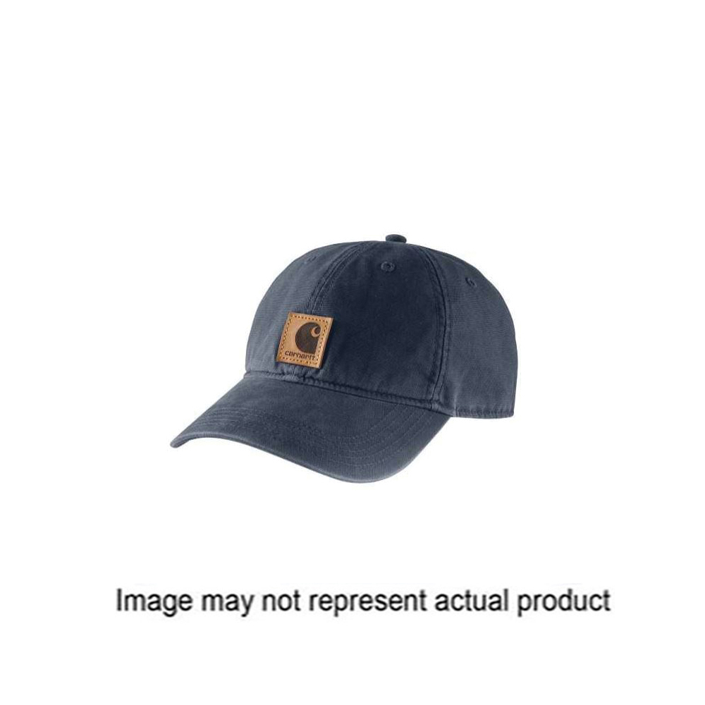 Picture of Carhartt 100289-910 Odessa Cap, Men's, One-Size, Cotton, Dark Khaki