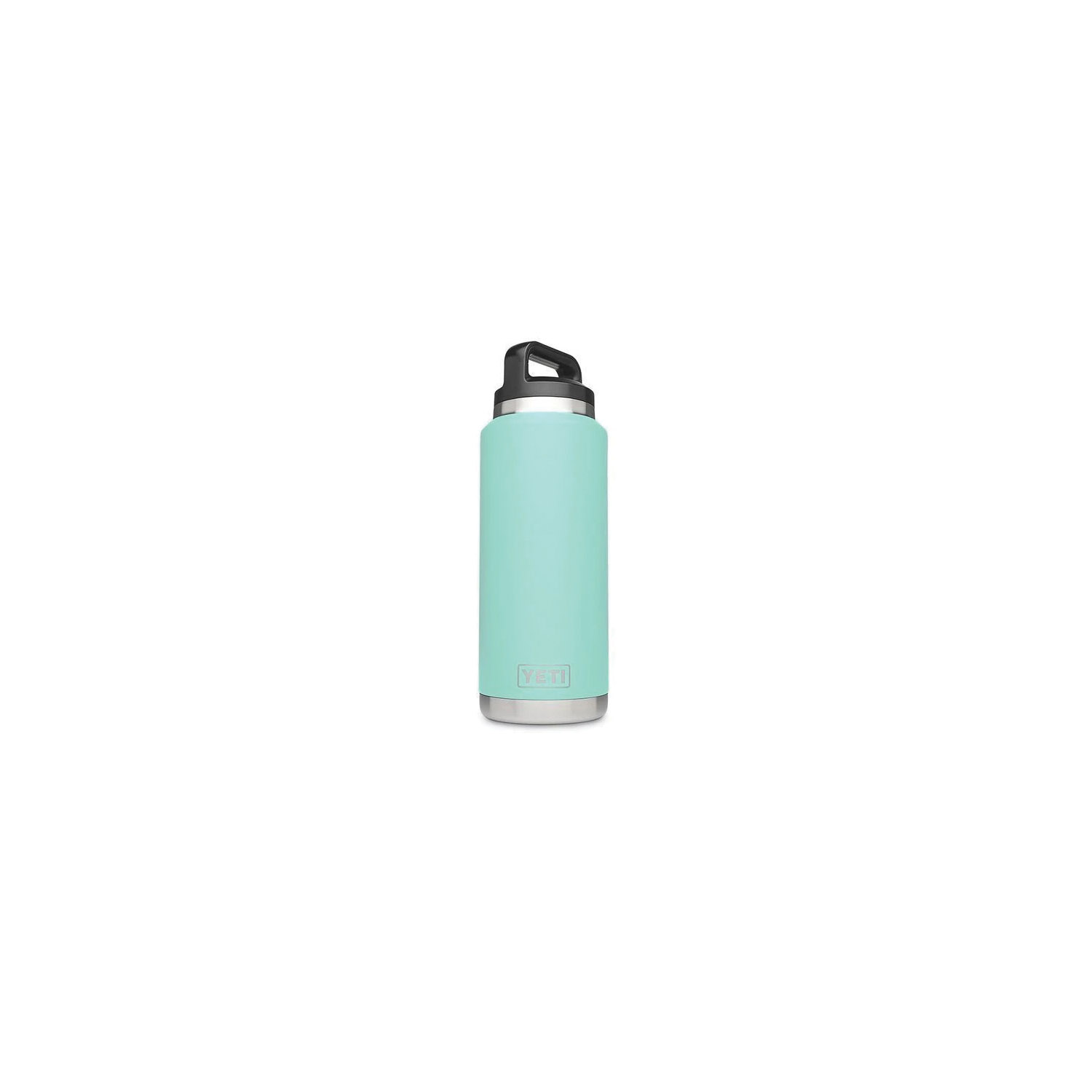 Picture of YETI Rambler 21071070003 Bottle, 36 fl-oz Capacity, Stainless Steel, Seafoam