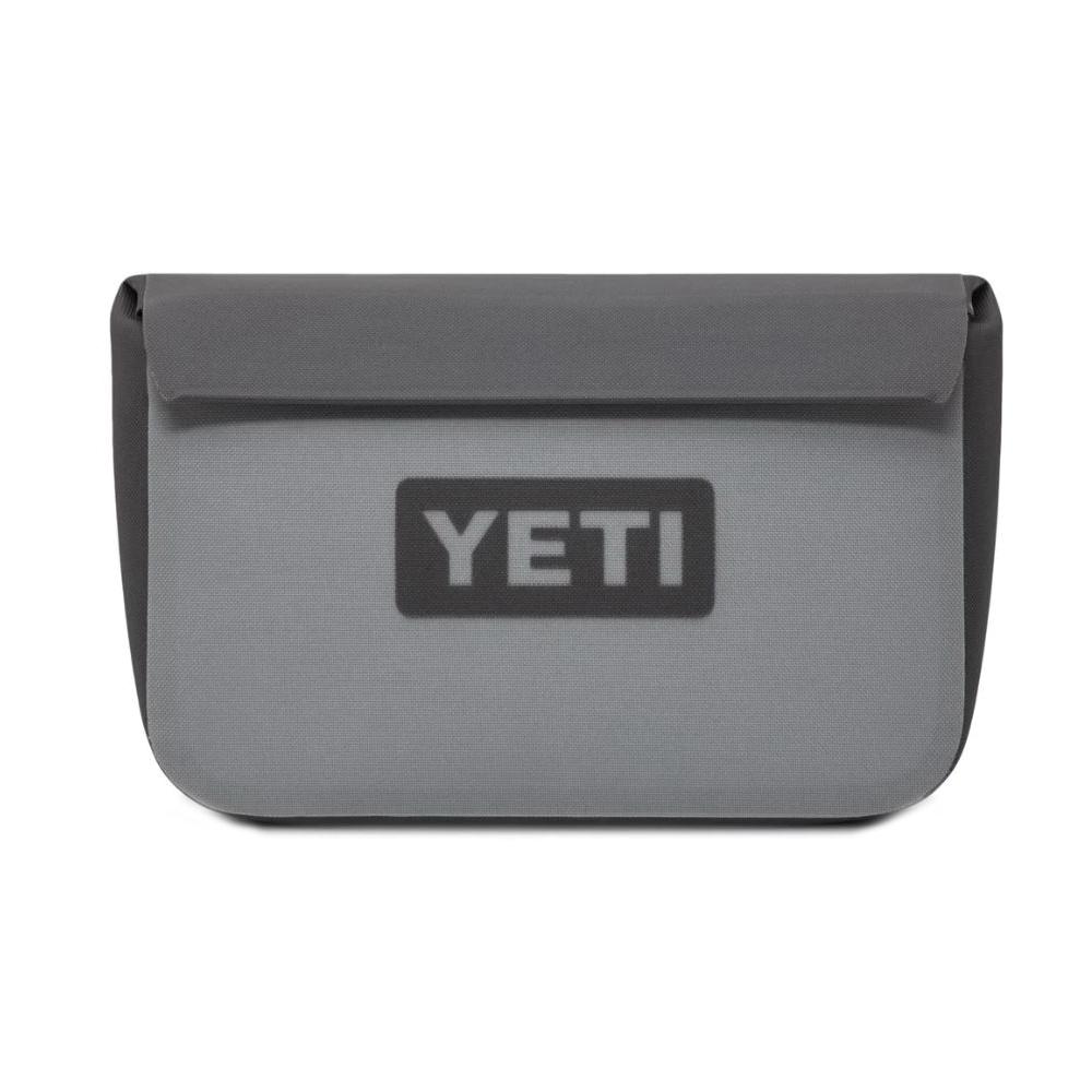 Picture of YETI SideKick Dry 18060130003 Bag, 0.16 cu-ft Capacity, Dryhide, Fog Gray