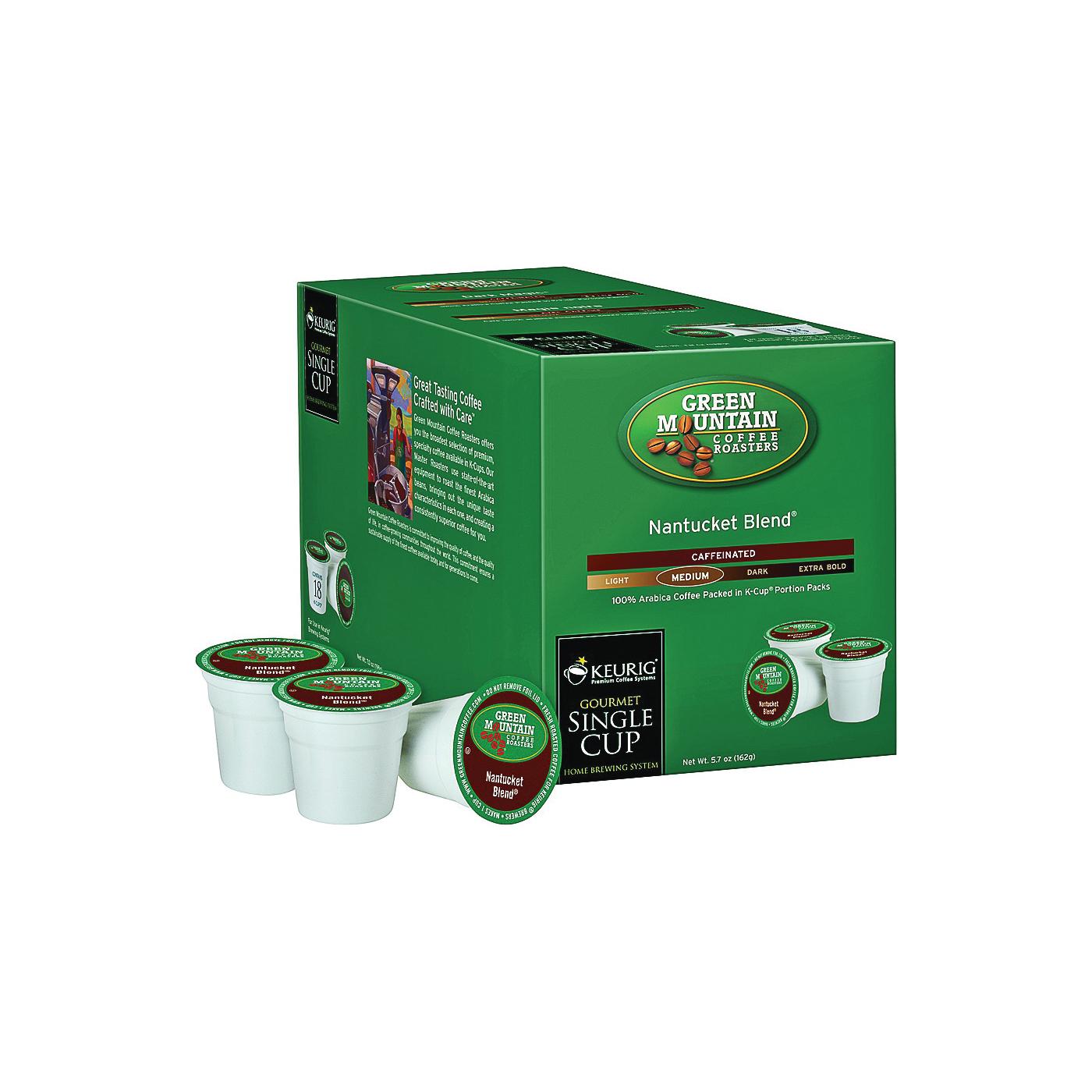 Picture of KEURIG 00663 Coffee K-Cup Pod, Nantucket Blend Flavor, K-Cup Pod