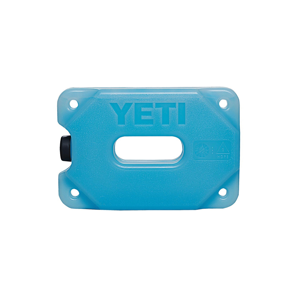 Picture of YETI 20140000001 Ice Pack, Plastic, Blue
