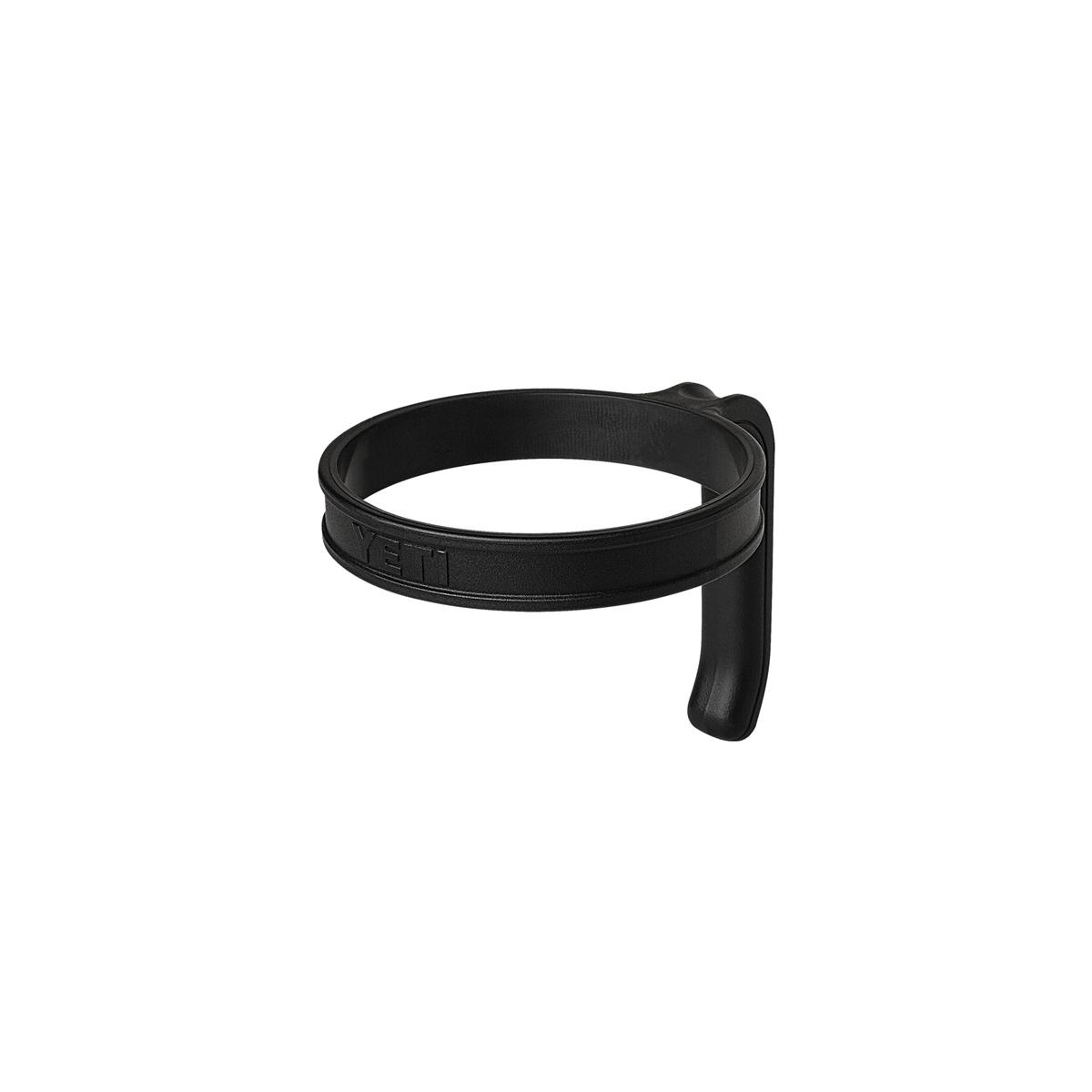 Picture of YETI Rambler 21070230001 Tumbler Handle, Polypropylene, Black, For: Rambler 30 oz Tumbler