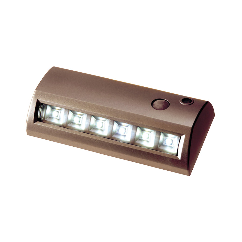 Picture of LIGHT IT 20032-307 Motion Activated Path Light, AA Battery, 6-Lamp, LED Lamp, 42 Lumens, 7000 K Color Temp