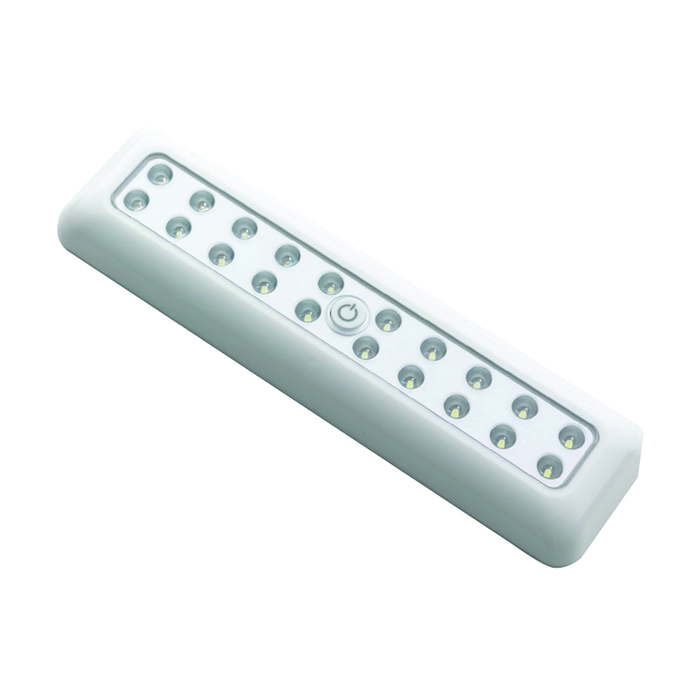 Picture of Fulcrum 30017-308 Portable Tap Light, AAA Battery, 20-Lamp, LED Lamp, 80 Lumens, 5500 K Color Temp, White