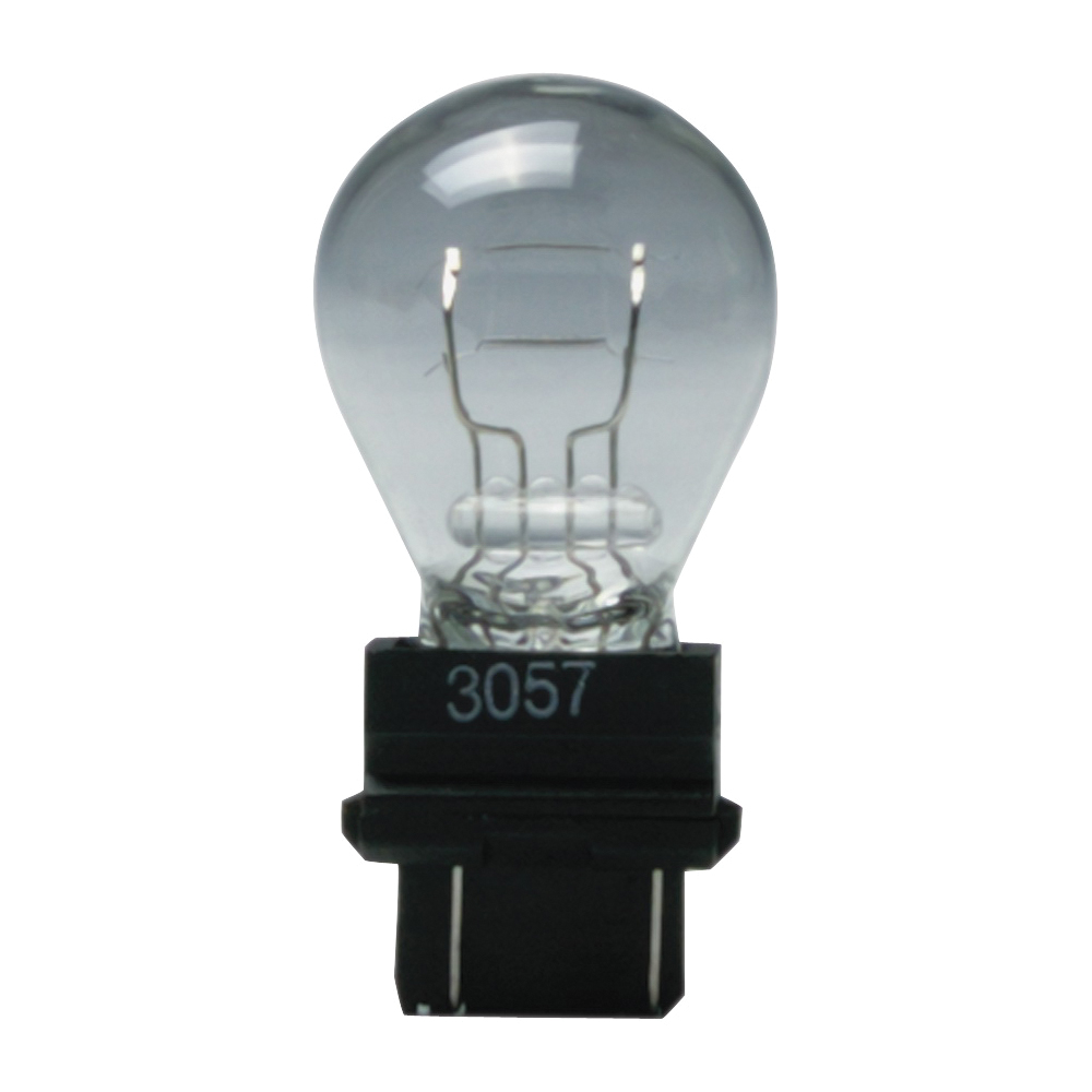 Picture of EIKO 3057-BP Lamp, 12.8/14 V, S8 Lamp, Polymer Wedge Base