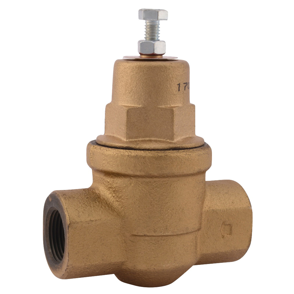 Picture of SharkBite EB75 Series 23000-0045 Pressure Regulating Valve, 3/4 in Connection, FPT, Iron Body