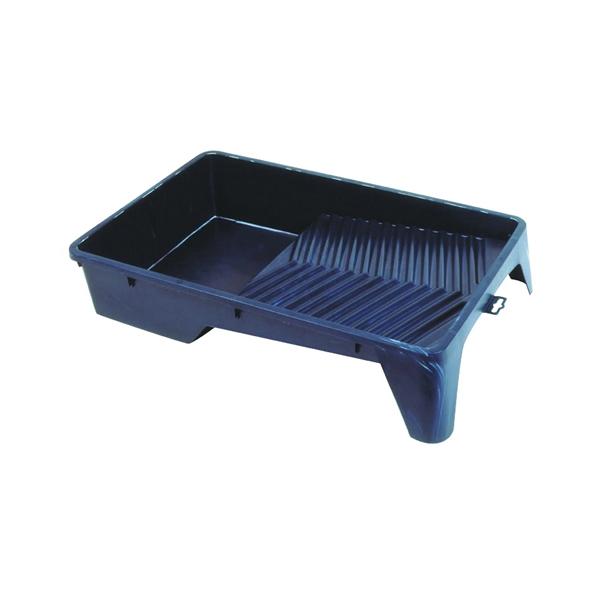 Picture of ENCORE Plastics 45XL Paint Tray, 5 qt Capacity, Plastic, Black