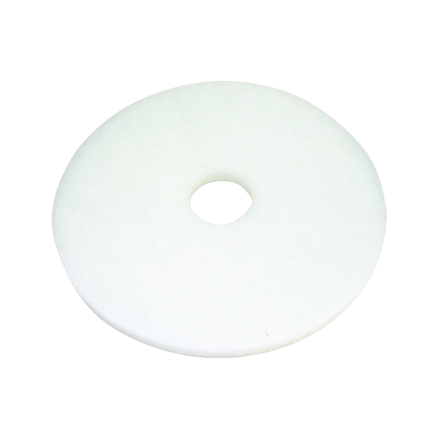 Picture of NORTH AMERICAN PAPER 420514 Polishing Pad, White