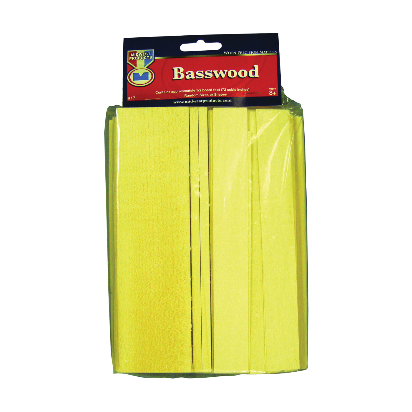 Picture of MIDWEST PRODUCTS 17 Craft Wood, Basswood