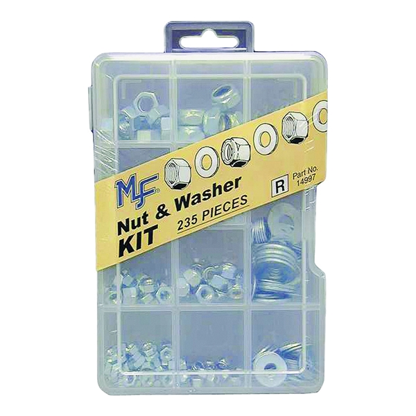 Picture of MIDWEST FASTENER 14997 Nut and Washer Kit