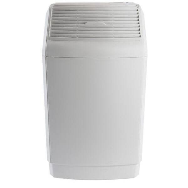 Picture of AIRCARE 831 000 Evaporative Humidifier, 0.75 A, 120 V, 90 W, 3-Speed, 2700 sq-ft Coverage Area, Digital Control