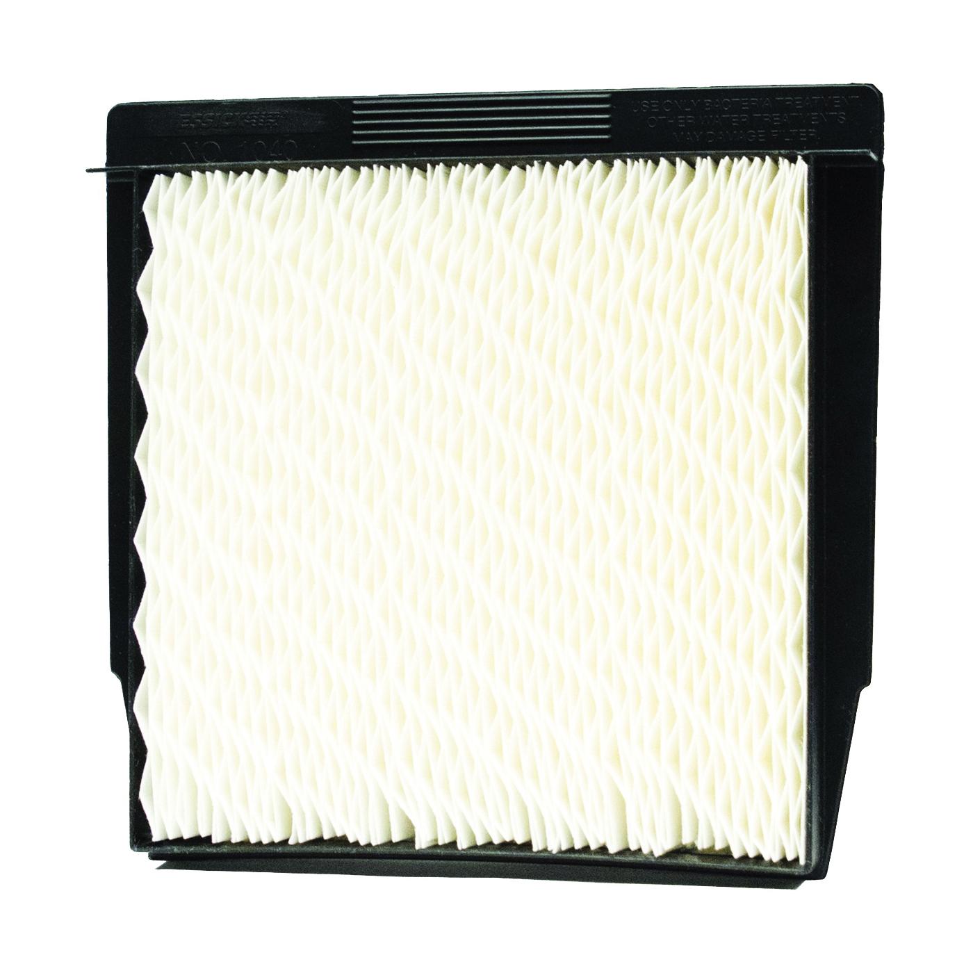 Picture of EssickAir SGL1040 Wick Filter, 9 in L, 1-1/2 in W, Plastic Frame, White