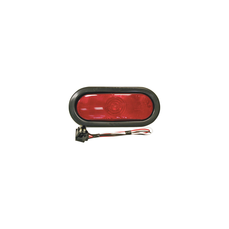 Picture of PM V421KR Light Kit, 12 V, 2 -Lamp, Incandescent Lamp, Red Lamp