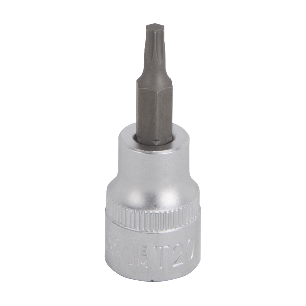 Picture of Vulcan 3505002820 Fractional Star Bit Socket, T20 Tip, 3/8 in Drive