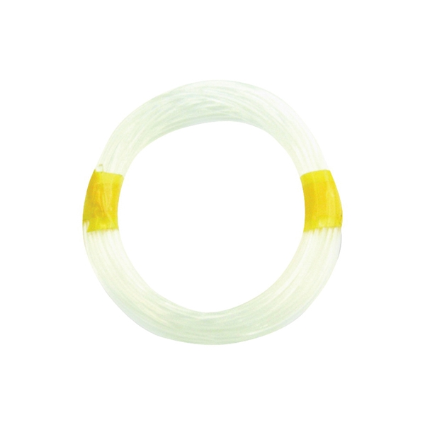 Picture of OOK 50104 Picture Hanging Wire, 15 ft L, Nylon, Clear, 50 lb