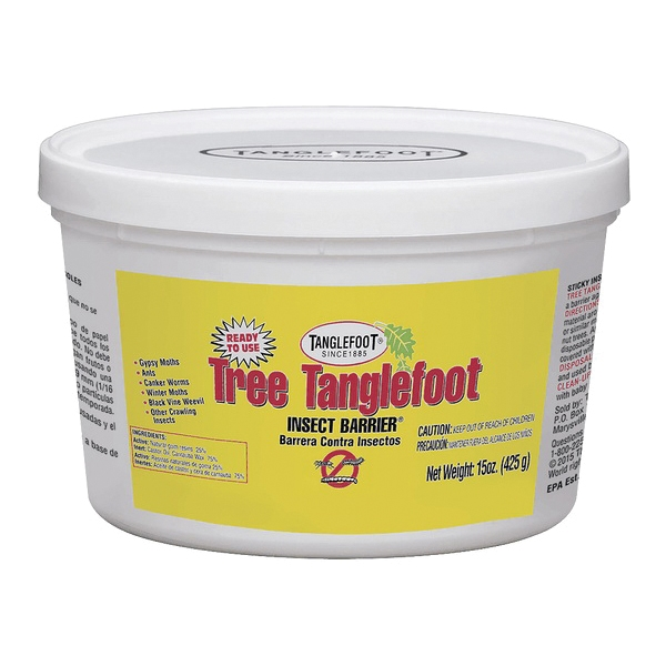 Picture of Tanglefoot 9990318 Insect Barrier, 15 oz Package, 1, Tub