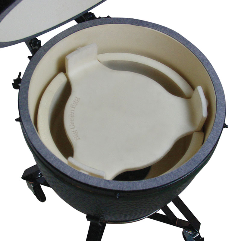 Picture of Big Green Egg convEGGtor 401021 Plate Setter, For: Large Egg
