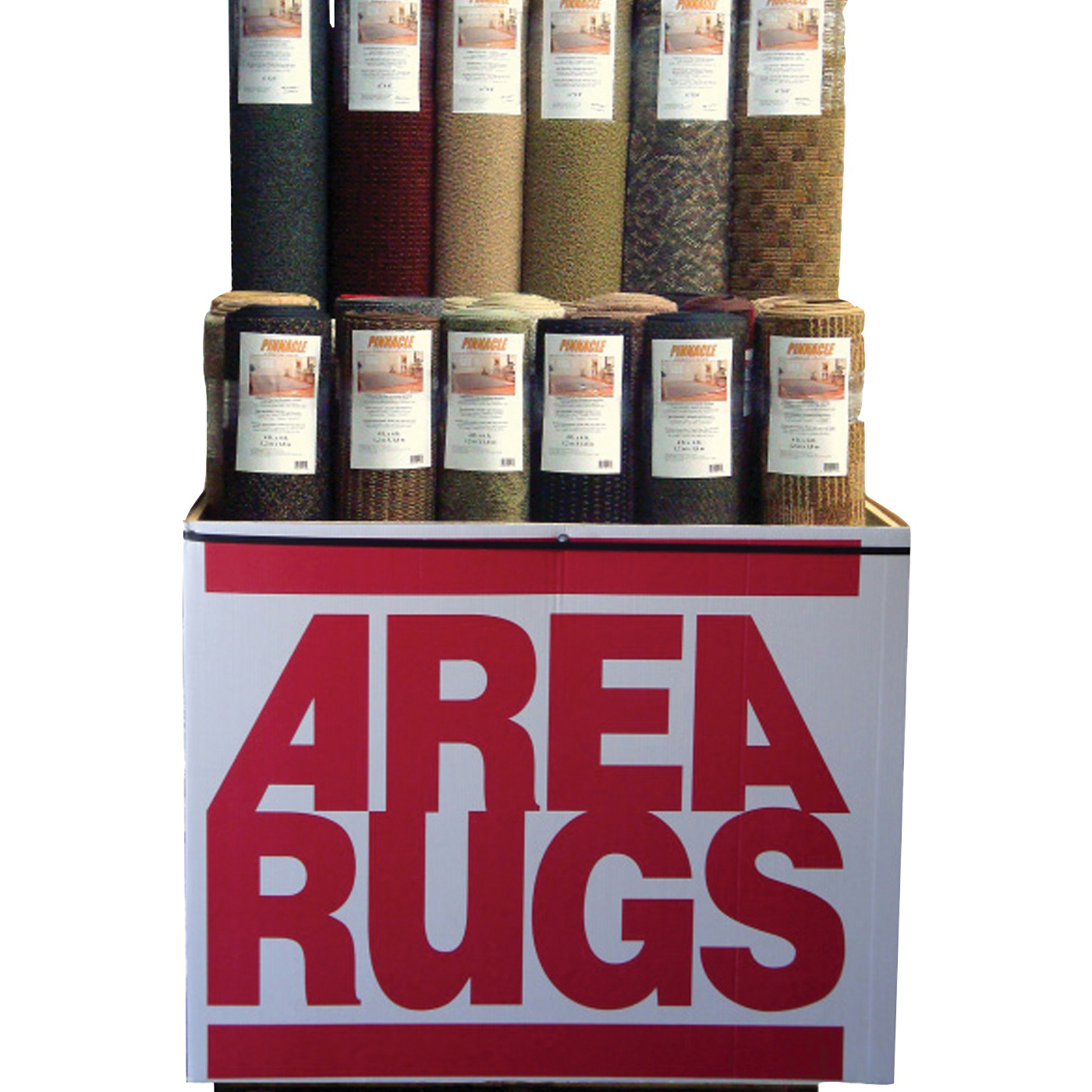 Picture of Dynasty Carpet 11645 Area Rug Assortment, 6 ft L, 4 ft W