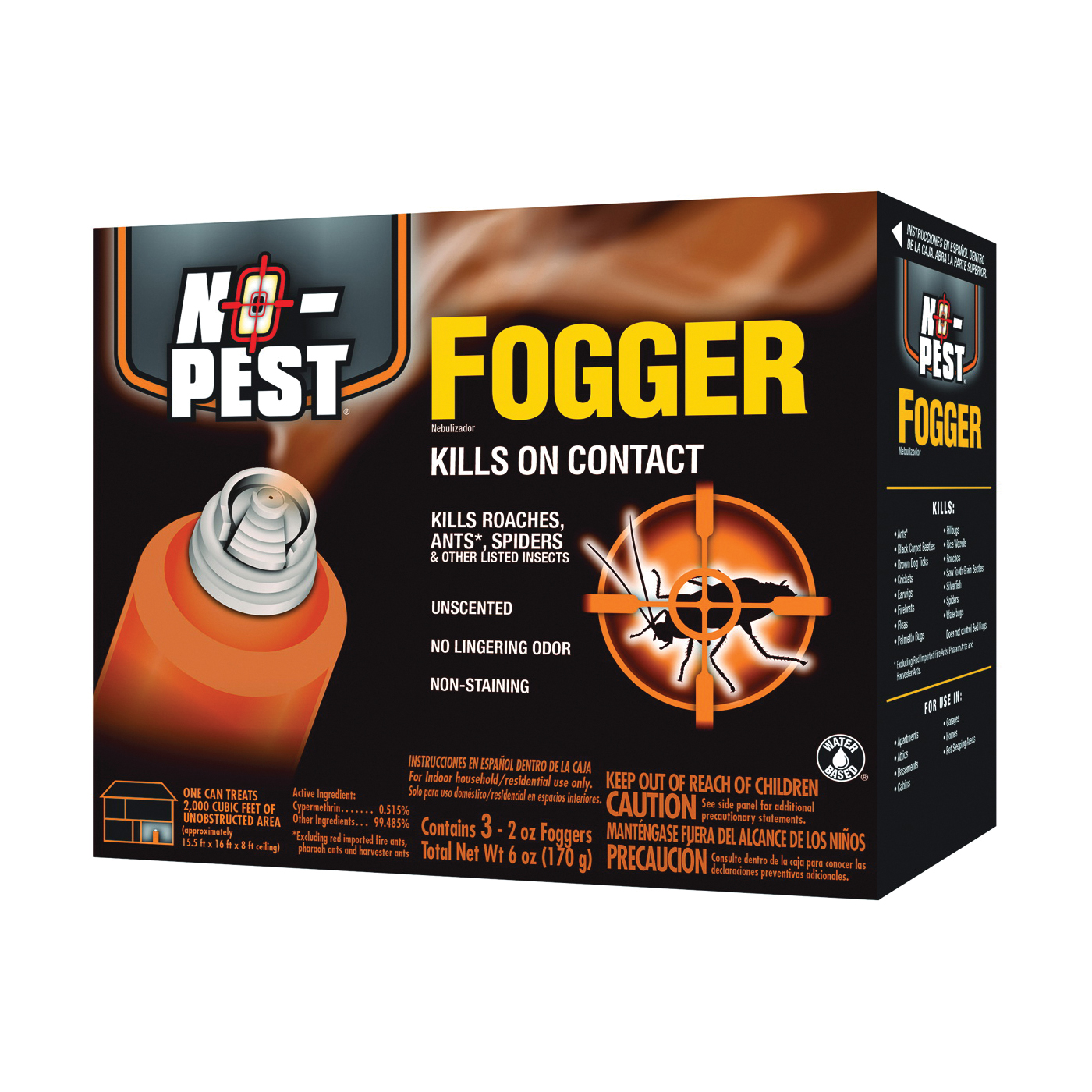 Picture of SPECTRUM HG-41286 Insect Killer, 2000 cu-ft Coverage Area