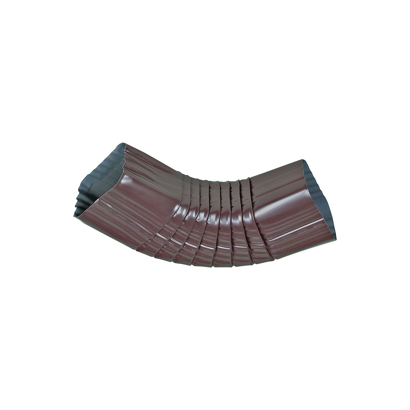 Picture of Amerimax 2526519 Gutter Side Elbow, Aluminum, Brown