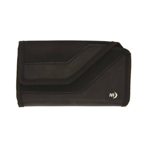 Picture of Nite Ize CCSXL-03-01 Rugged Holster, XL, 3.6 oz Capacity, Polypropylene, Black
