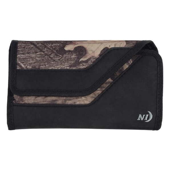 Picture of Nite Ize Clip Case Sideways CCS2L-01-R3 Universal Rugged Holster, Nylon, Black