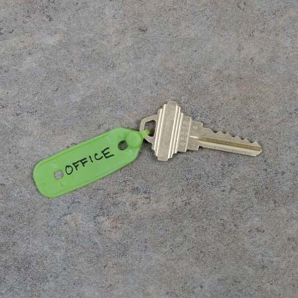 Picture of Nite Ize IKCT-A1-5R7 ID Tag, Polycarbonate
