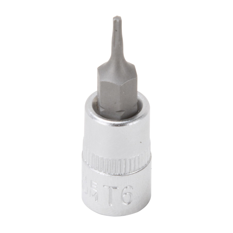 Picture of Vulcan 55050023SD Star Bit Socket, T6 Tip, 1/4 in Drive