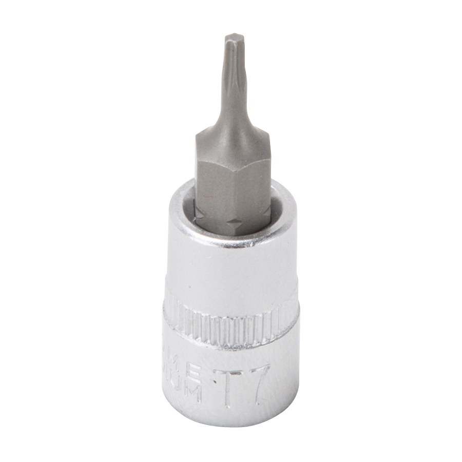Picture of Vulcan 55050024SD Star Bit Socket, T7 Tip, 1/4 in Drive