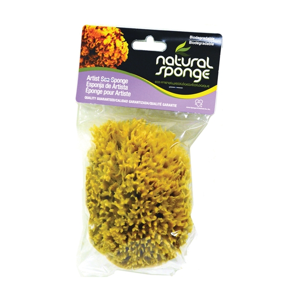 Picture of The Natural BP-4050CS Sea Sponge, 4 to 5 in L, Natural