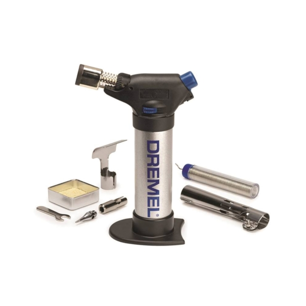 Picture of DREMEL VersaFlame 2200-01 Torch Kit, Metal