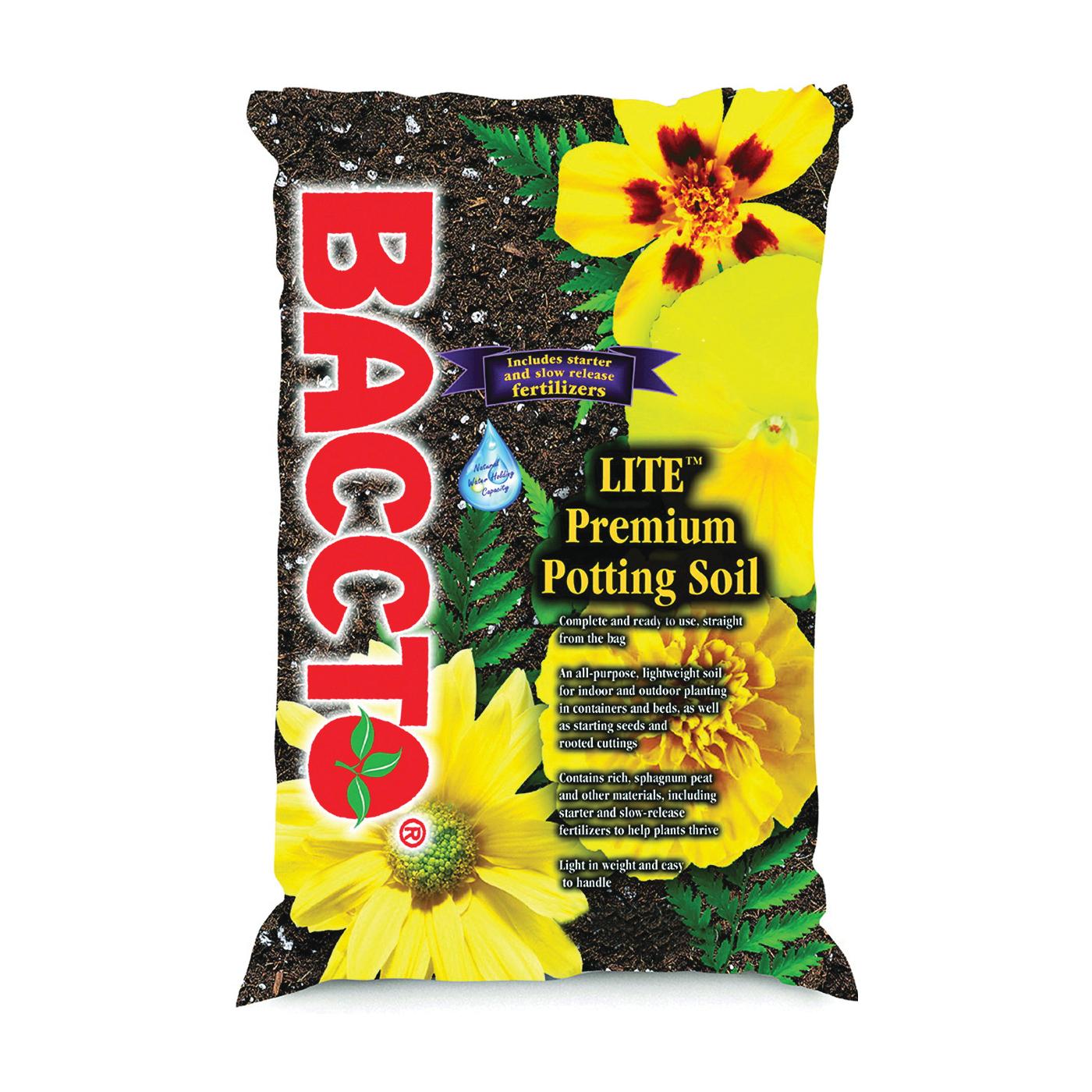 Picture of BACCTO Lite 1440P Potting Soil, 40 qt Package, Bag