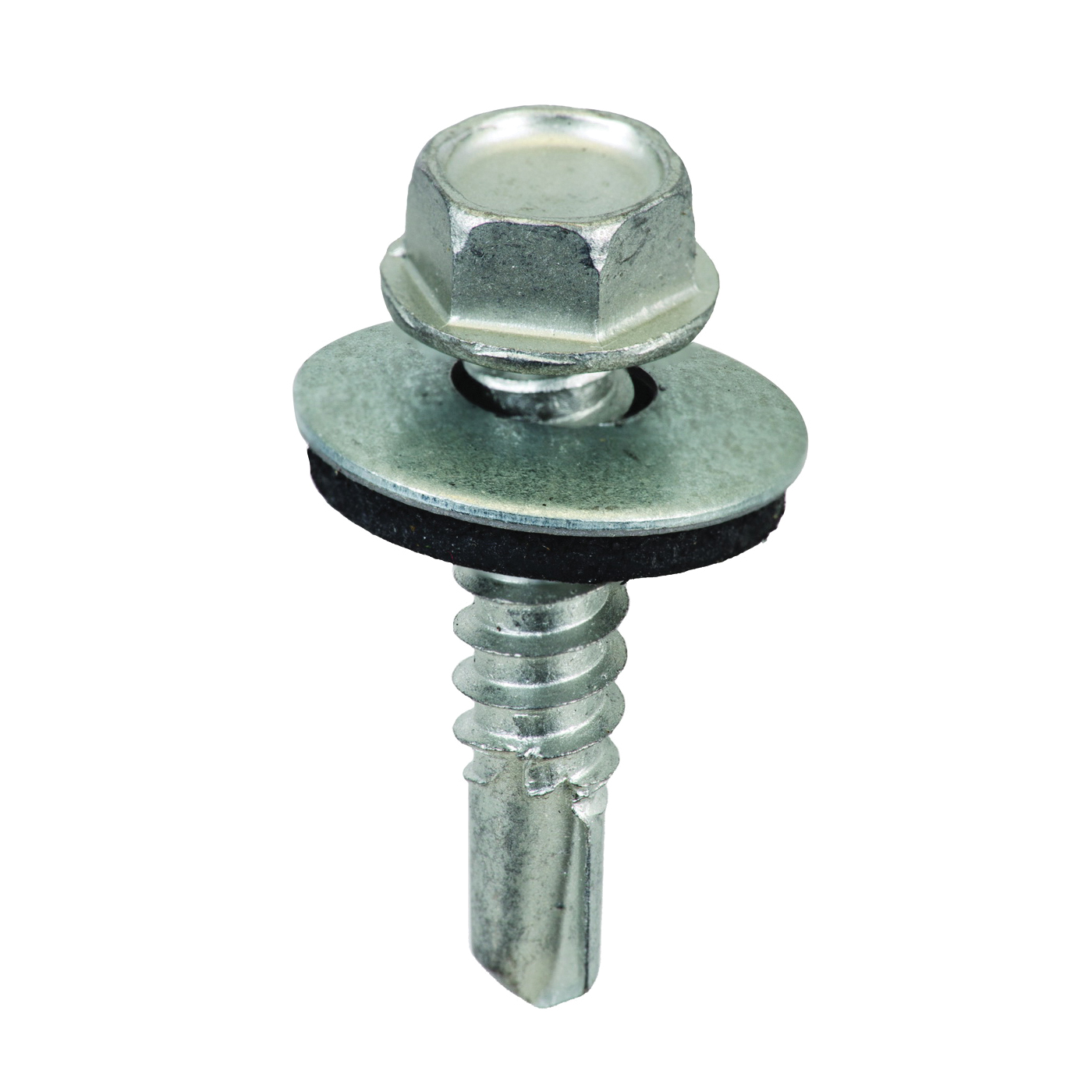 Picture of Acorn International SW-MM1212G250 Screw, #12 Thread, Self-Drilling Thread, Hexagonal Head, Self Drill Point