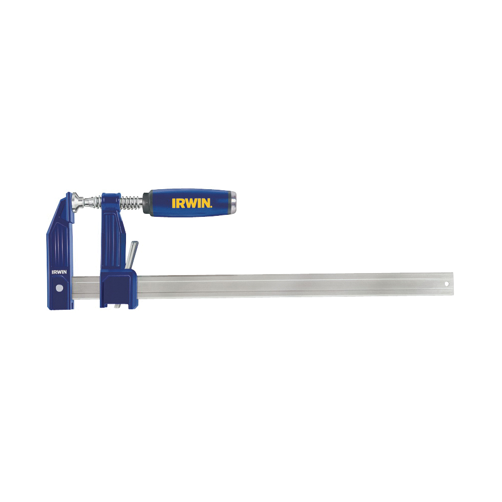 Picture of IRWIN QUICK-GRIP 223106 Medium-Duty Bar Clamp, 6 in Max Opening Size, 3-1/8 in D Throat