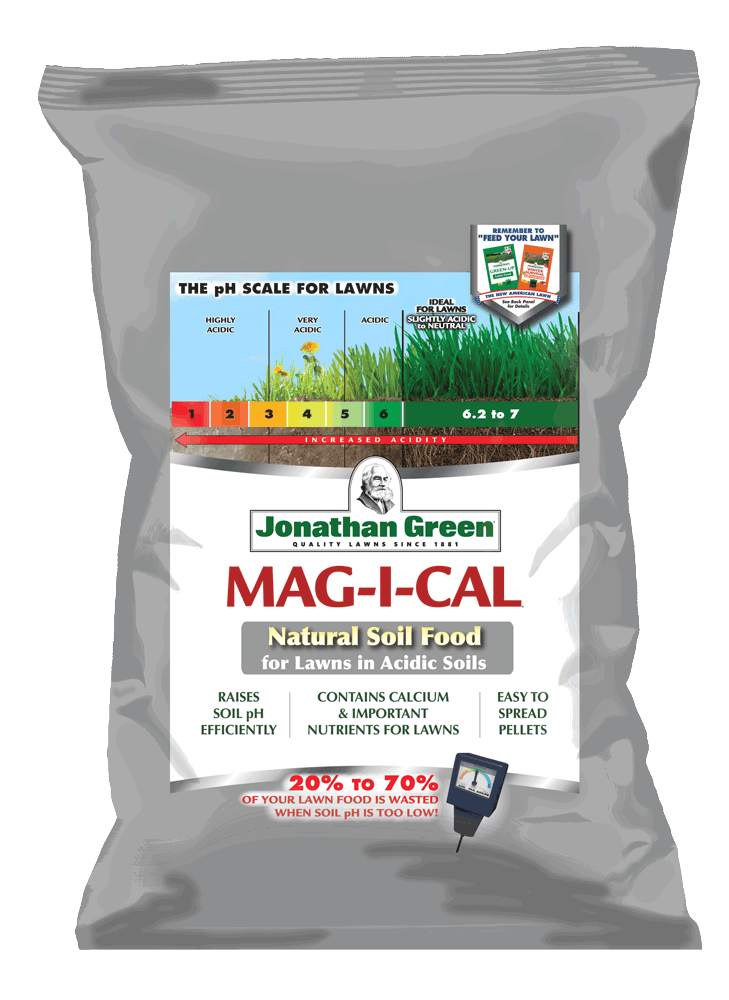 Picture of Jonathan Green MAG-I-CAL 11349 Natural Soil Food, Solid, 18 lb Package, Bag