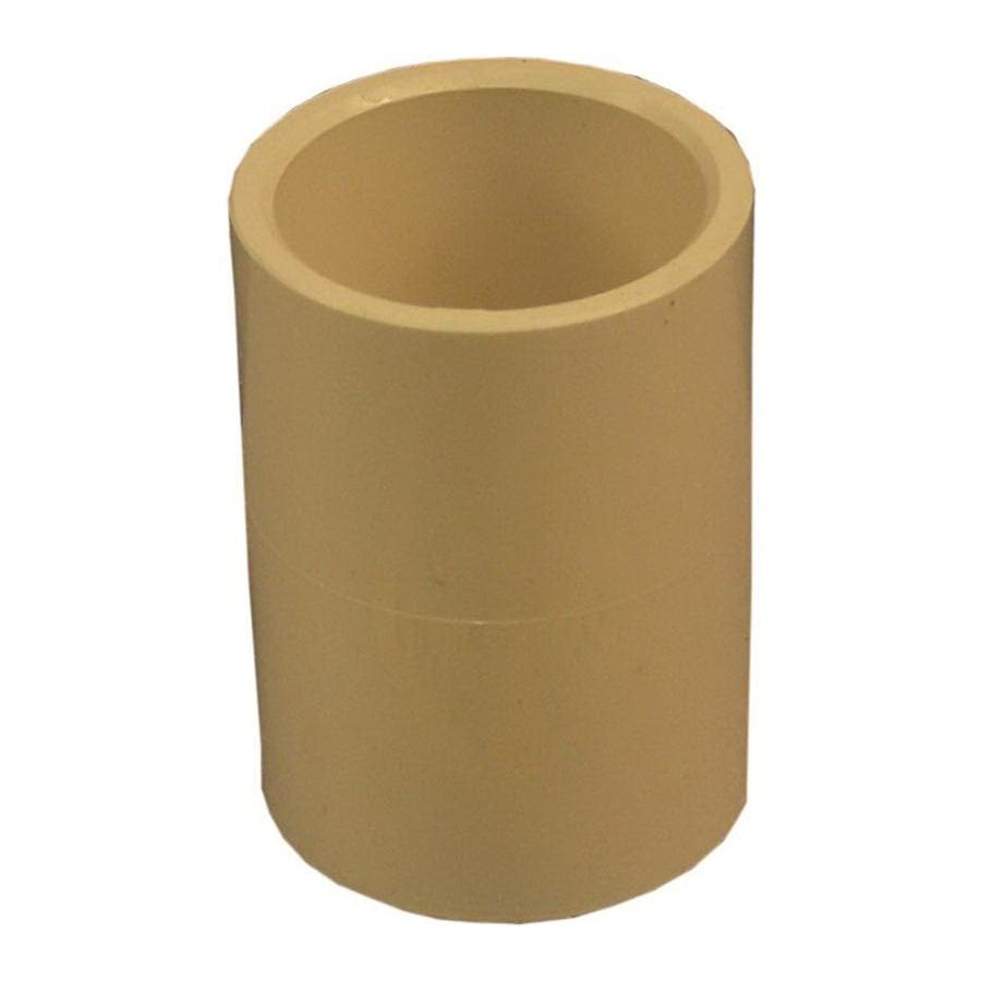 Picture of GENOVA 500 Series 50110 Tube Coupler, 1 in, Slip Joint, 100 psi Pressure