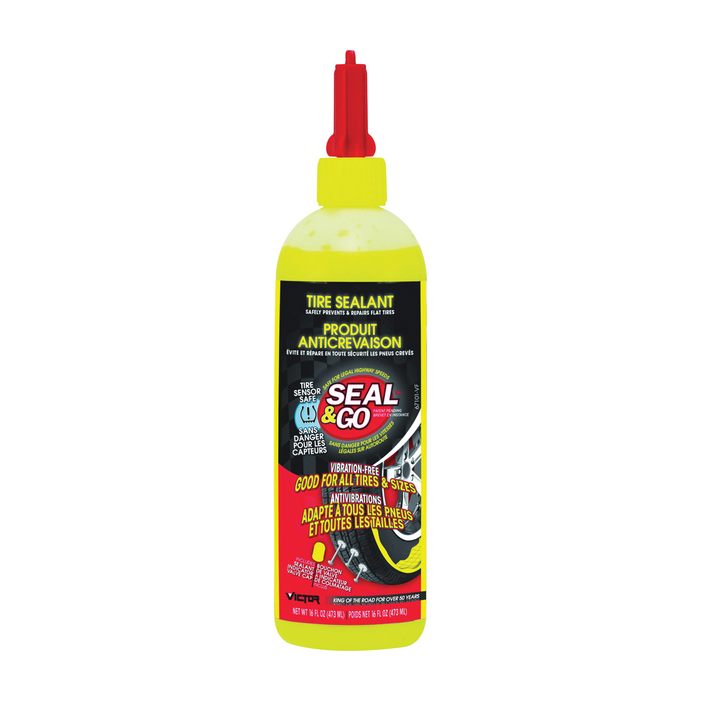 Picture of GENUINE VICTOR 67101-VF Tire Sealant, 16 oz Package